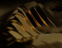 Gold - Arnold Renderer