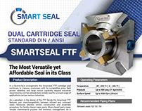 SMART SEAL - Catálogo Comercial - Sello Mecánico FTF