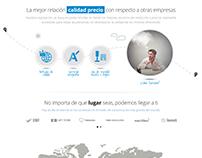 Web TextBuilder.net Blog y tienda online