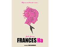 Cartaz Frances Ha