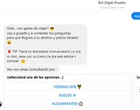 Chat Bot Facebook
