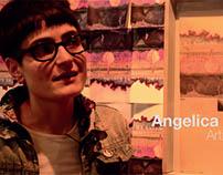VClip Promo Exposición Angelica Zorrilla Artista Visual