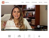 Website desenvolvido para a empresa Mepsi