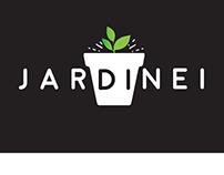 Jardinei - Logotipo experimental