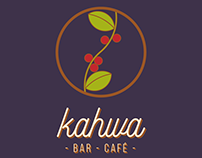 Kahwa - Coffeehouse - Brand Design