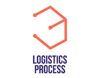 Logistics Process - Imagotipo y sitio web