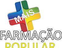 Panfleto Farmação Popular