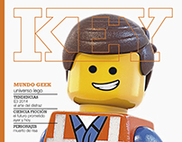 Revista KEY