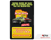 Newsletter Blowtex - Site da Compra