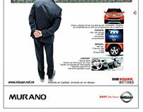 Publicidade Nissan