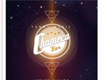 Flyer Chameca Bar
