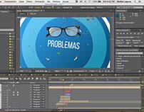 Vídeo Animación Spot  Optica Veo - Costa Rica
