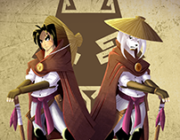 Dean - Character Design