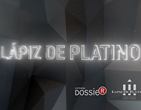 Lapiz de Platino 2016