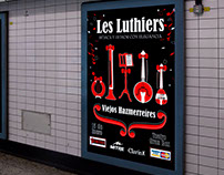 Les Luthiers - Advertising campaign