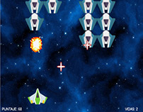 Space Invaders Game in Javascript