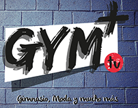 Logo canal de Youtube Gym Plus Tv
