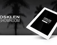 OSKLEN Showroom APP 2013