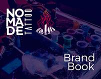 Brand Book para Estudio de Tatuajes