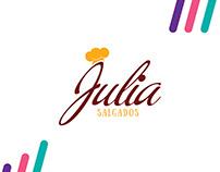 Julia Salgados - Logo