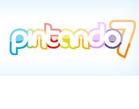 Pintando7 - Logo