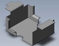 3d design & Sheet Metal
