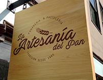 Rebranding para La Artesanía del Pan