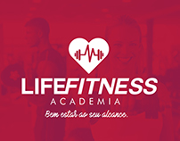Lifefitness - Academia
