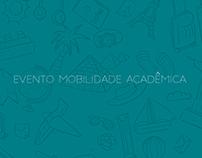 Evento Mobilidade Acadêmica - Identidade Visual