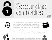 Infographic - Seguridad en Redes #Cisco