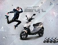 Motomel Strato Fun Campaign