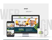 Constructora AG WebSite