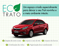 Banner site, Facebook e email marketing - Laveli Fiat