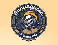 Anhanguera Pilsener Bier
