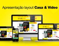 Casa & Vídeo - Concept