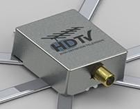 HDTV - Branding/Industrial Design