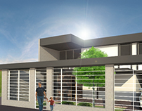 Vivienda Gonzalez_ En Construccion