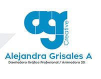 Curriculum vitae Alejandra Grisales A.
