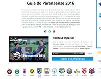 Guia do Paranaense 2016 - Gazeta do Povo