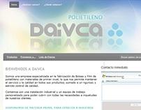 Isologotipo y sitio web