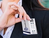 Mockup Card Business