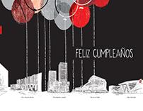 Tarjeta Cumpleaños Institucional