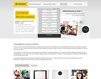Prosegur - Maquetado Web
