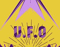 Cartel gtupp U.F.O