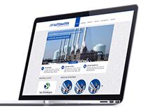 website empresa no ramo de Automação Industrial