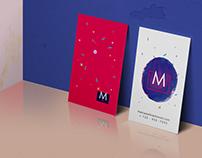 Marc Aurelin - Branding