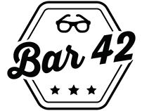 Identidade Visual - Bar 42
