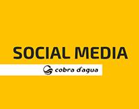 Social Media - Cobra D'agua 2018