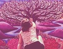 Árbol de la Vida . Mural
