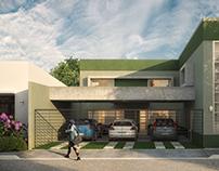 Duplex House 04